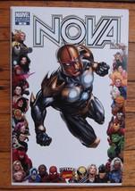Nova #28(Oct 2009,Marvel Comics)-VARIANT EDITION - $12.00