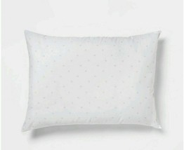 Plush Pillow Standard/Queen White - Room Essentials 20x28 Store -- NEW!