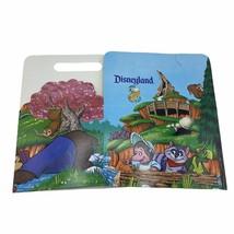 Disneyland childs lunch box Splash Mountain Rare Vintage - $79.20