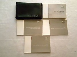 2003 Nissan Murano Owners Manual 04551 - $28.66