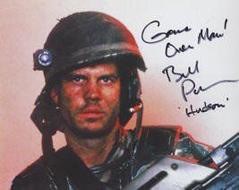 Bill Paxton Signed Photo 8X10 Rp Autographed Aliens With Inscription - $19.99