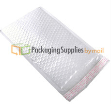 "9.5"" x 14.5"" 300 #4 White Kraft Bubble Padded Envelopes Mailers 9.5 x 14... - $80.32"
