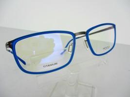 MODO PAPER-THIN TITANIUM Mod.4052 (LBLU) Lite Blue 53 x 18 145 Eyeglass ... - $39.55