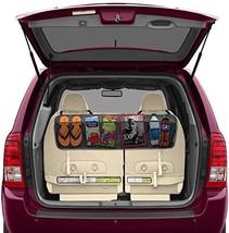 BackSeat/Trunk Organizer By Lebogner 5 Pocket Auto Interior Perfect Car ... - $378,42 MXN