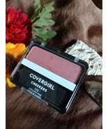 Covergirl Cheekers 170 Golden Pink 0.12 Oz Natural Long Lasting Blush - $8.00