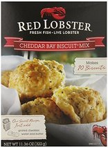 Red Lobster Cheddar Bay Biscuit Mix, 11.36-Ounce Boxes Pack of 12 image 3