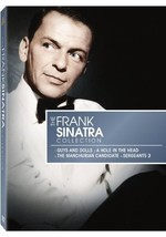 The Frank Sinatra Collection Guys and Dolls / Hole In The Head / Manchur... - $44.97