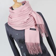 "Hot sale Scarf Pashmina Cashmere Scarf Wrap Shawl Winter Scarf Women""s Scarves T image 2"