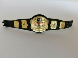 WWE wrestling figure accessory ELITE CRUISERWEIGHT TITLE BELT mattel - $7.61
