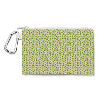 Luck O The Irish Canvas Zip Pouch - $15.99+