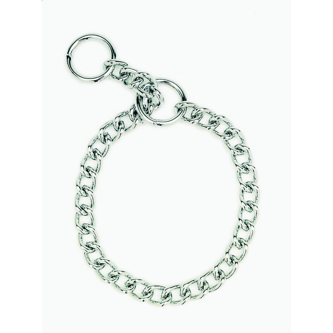 Coastal Pet Products Herm. Sprenger Dog Chain Training Collar 4.0mm Silver - $15.99