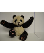 2004  Panda Bear Fur Real Friends Tiger Electronics Interactive Luv Cubs - $19.79