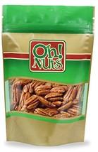 Raw Georgia Pecans Jumbo 2 Pound Bag - Oh! Nuts - $50.43