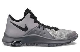 Nike Air Versitile III Men's Basketball Shoes Gray Mid-Top A04430 - $35.00