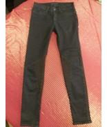 Rock & Republic Women's 8M skinny Blue and Black stretch jeans W 28 I 29... - $15.24