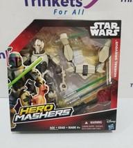Star Wars Hero Mashers Episode III General Grievous Action Figure  - $12.99