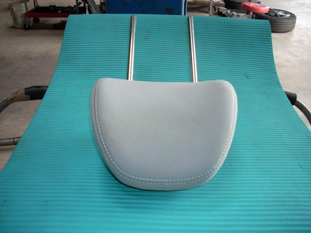 2012 2013 KIA OPTIMA RIGHT PASSENGER SIDE FRONT SEAT CLOTH HEADREST OEM