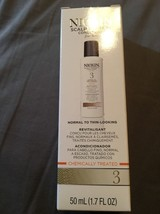 Nioxin Scalp Therapy Conditioner - Normal to Thin Looking Hair - BNIB - $7.97