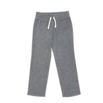 Faded Glory Girls Open Leg Microfleece Sweatpants Gray Size Medium 7-8 NEW - $10.88