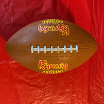 KAHLUA Anything Goes Inflatable Rubber Football Hard To Find - $20.32