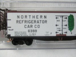 Micro-Trains #04900780 Northern Refrigerator 40' Double Sheathed Reefer N-Scale image 2