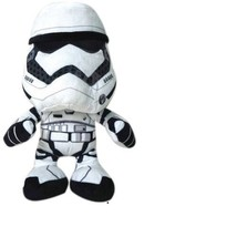Star Wars Episode 7th - Villain Trooper White 17 cm plush Joy Toy Italy import