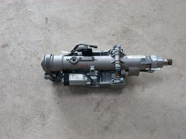 2002 MERCEDES S55 S-CLASS COLUMN HEIGHT ADJUSTMENT MOTORS ASSEMBLY A2205400288 image 2
