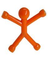 Stylesilove Mini Q Man Bendable Rare Earth Magnet, Many Uses (Orange 2-p... - $8.60