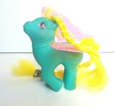 Vintage My Little Pony Summer Wings, Buzzer, Bumble Bee, Hasbro 1988, Gen 1 - $29.57