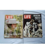 LIFE Magazine Vintage 1971 Issues 4 Copies Collectible Weekly Aug Dec (2... - $28.11