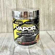 VaporX5, Next Gen, Pre-Workout, Fruit Punch Blast, 9.28 oz (263 g) Exp. ... - $19.79