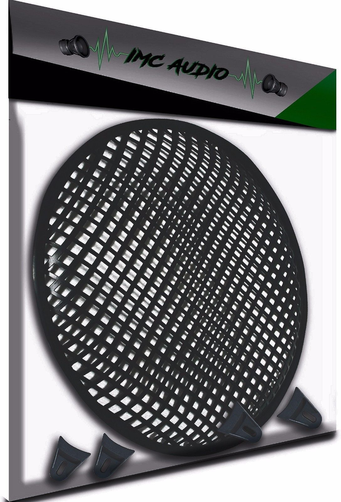 12 Inch Subwoofer Speaker Covers Waffle Mesh and 34 similar items