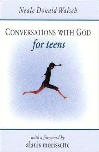 Primary image for Conversations with God for Teens by Neale Donald Walsch (2001, Hardcover)