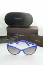 Tom Ford Women's Purple Sunglasses and box Anastasia TF 303 81Z 55mm  - $218.99