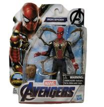 "Marvel Avengers IRON SPIDER 6"" Action Figure Hasbro Infinity War Movie S... - $16.48"