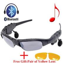 Sports  Wireless Bluetooth Stereo Music Phone Call  Sunglasses Headset - $29.99