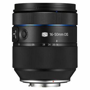 Primary image for Samsung NX 16 - 50mm f/2-2.8 S ED OIS Camera Lens - Black