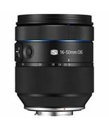 Samsung NX 16 - 50mm f/2-2.8 S ED OIS Camera Lens - Black - $779.00