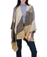 7 Seas Republic Women's Multi Color Camel Geo Print Wrap - $29.99
