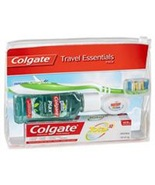 Colgate Travel Essentials Toothbrush, Toothpaste, Mouthwash, Floss & tra... - $61.83