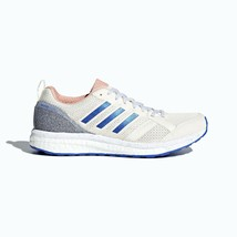 Adidas Adizero Tempo 9 White Aero Blue Womens Size 8 CP9498 Running Shoes - $67.95