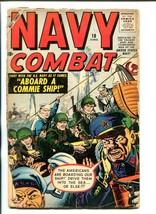 NAVY COMBAT #18-1958-ATLAS-JOE MANEELY-KOREA-WWII-fr - $32.79