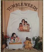 Tumbleweeds From the Southwest Book II Misc. Artists NSTDP Vtg 89 Tole P... - $9.64