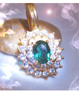 FREE W $49 Haunted DJINN PENDANT ASSISTS IN AMAZING NEW YEAR WITCH MAGICK  - $0.00