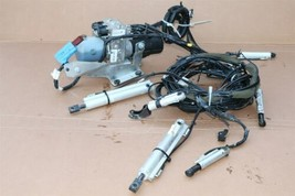 Pontiac G6 Convertible Top Lift Hydraulic Pump Motor Complete w/ Lines Cylinders image 1