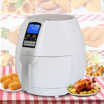 Zeny 1500w Air Fryer Programmable 8 Cook Presets w/ Free Recipe Book - €78,82 EUR