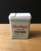 Vintage Durkee's Spice Tins Packaging image 11