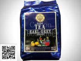 Mlesna Ceylon Tea - Earl Grey Tea 500g (17.63 oz) x 02 packs - $59.30