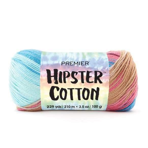 Premier Hipster Cotton Yarn in Desert Skies