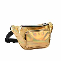 Fashion Holographic Fanny Pack for Women,Waterproof Cute Waist Bag for T... - $13.85+